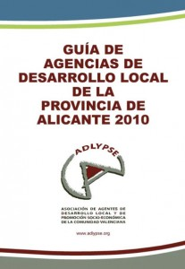 Guía de Agencias de Desarrollo Local de la Provincia de Alicante 2010