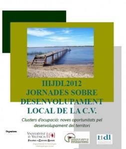 portada memoria IIIJDL2012