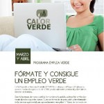 CARTEL FORM CALOR VERDE