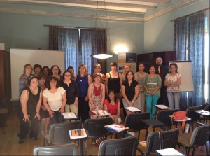 Curso de formación práctica - ocupacional. CdT-Alicante Interior - Biar