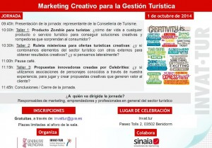 Marketing Creativo para la Gestión Turística