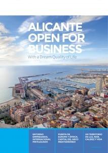 Cuaderno Venta Alicante Open for Business