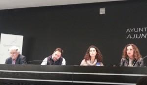 Foto de la asamblea 2015 de Adlypse Alicante