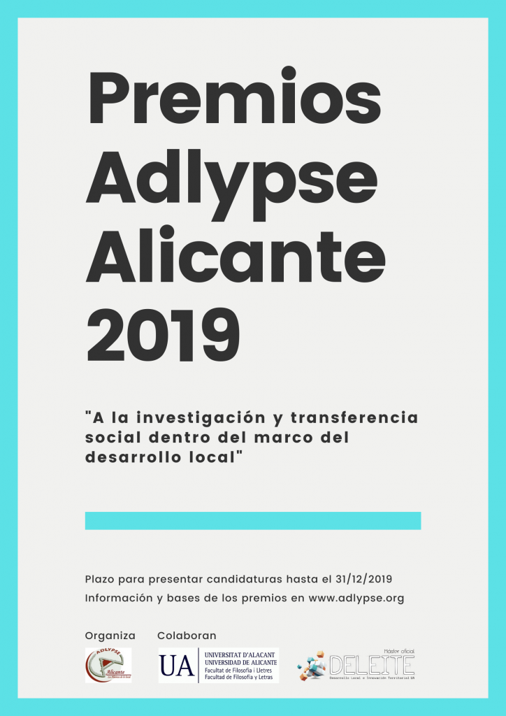 Premios Adlypse Alicante 2019