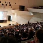 Foto del plenario del DPE Alicante 2013