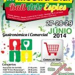 """III Mostra Biar """"Ball dels Espies"""" (27-28-29 junio)"""