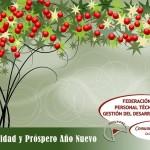 Feliz Navidad y Próspero Año Nuevo - Adlypse